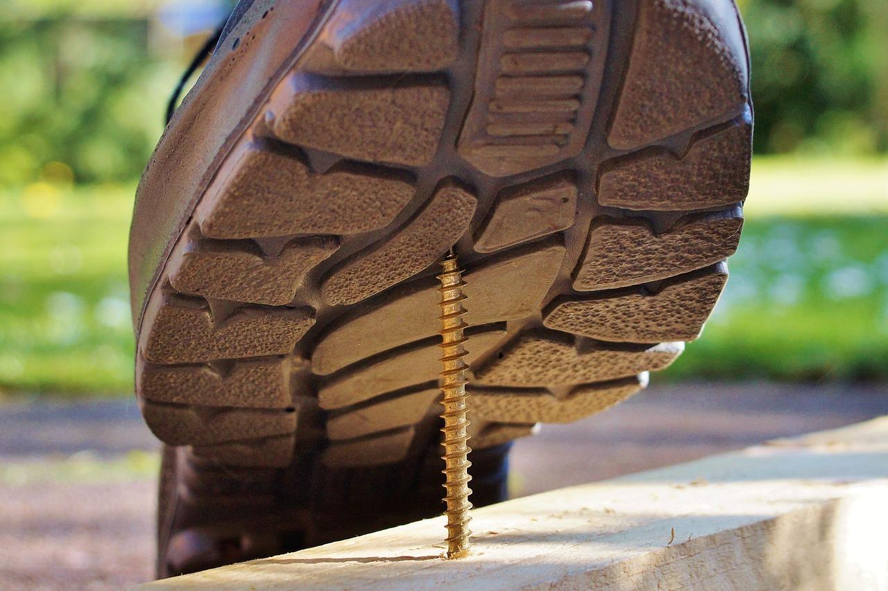 Rôle de la chaussure de sécurité