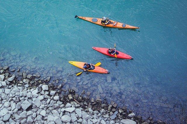 Choisir son canoë kayak