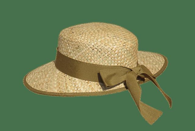 chapeau de paille, une tendance abordable