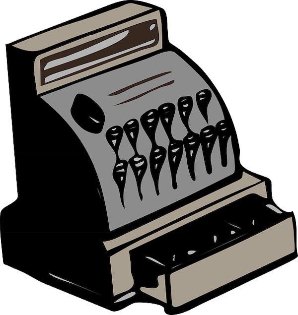 Avis sur les caisses enregistreuses