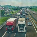 autoroute camions