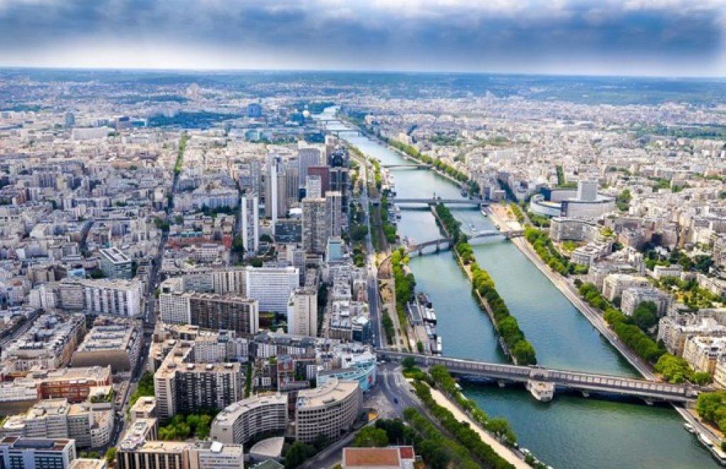 Création Société Paris