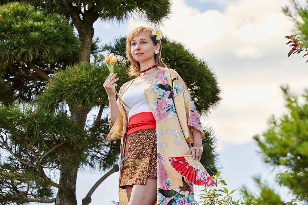 Kimono Bohème Chic