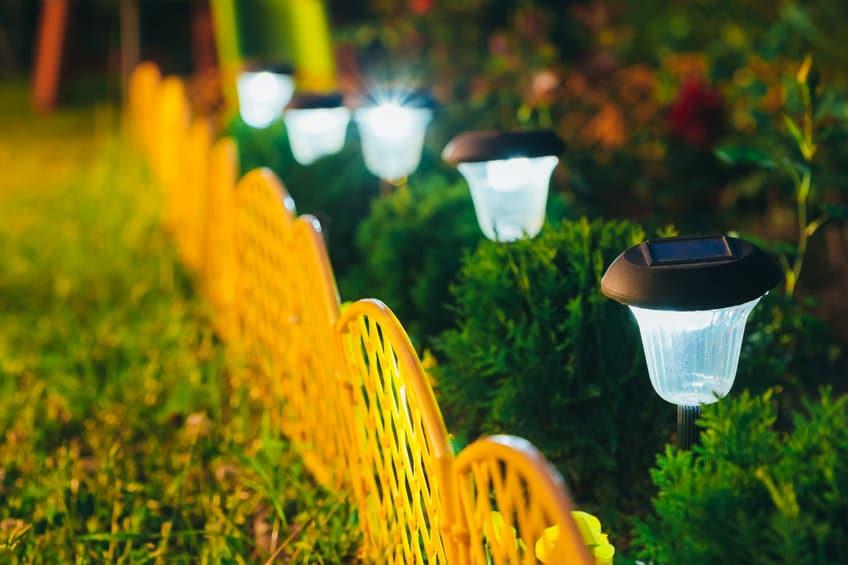Luminaire Solaire Jardin