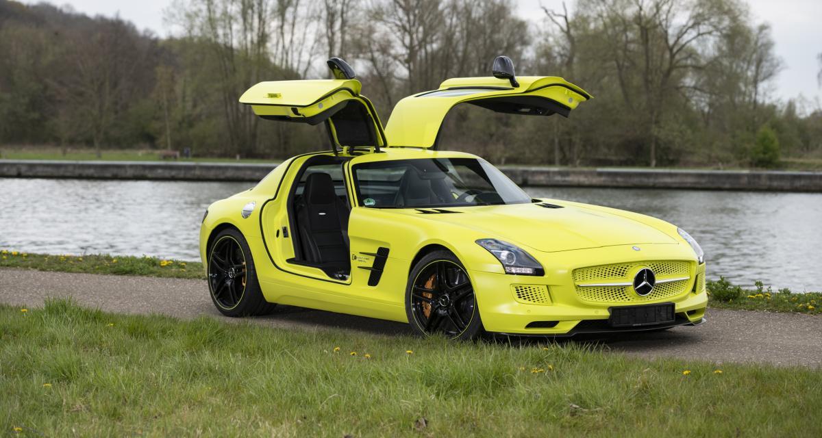 Modèles Mythiques Mercedes
